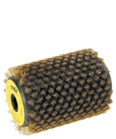 Картинка щетка роторная Toko роторная RC, медная 10 мм  - 1