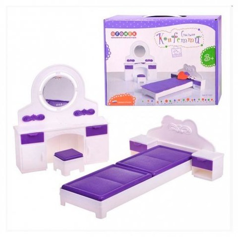 Мебель для кукол Огонёк Конфетти С-1331