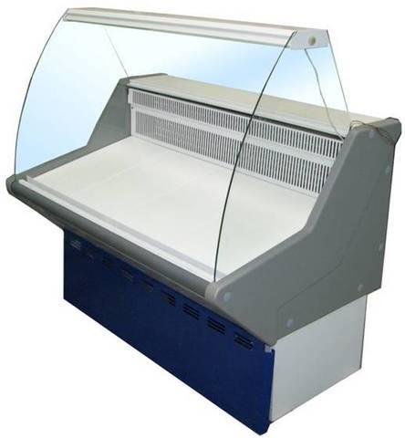 Витрина холодильная Нова ВХС-1,5       ( 0..... +7 )