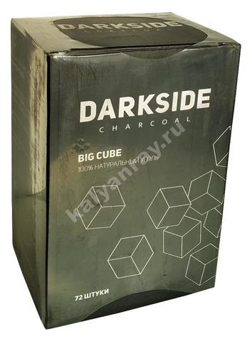 Уголь Darkside 1 кг 72 кубика 25 мм