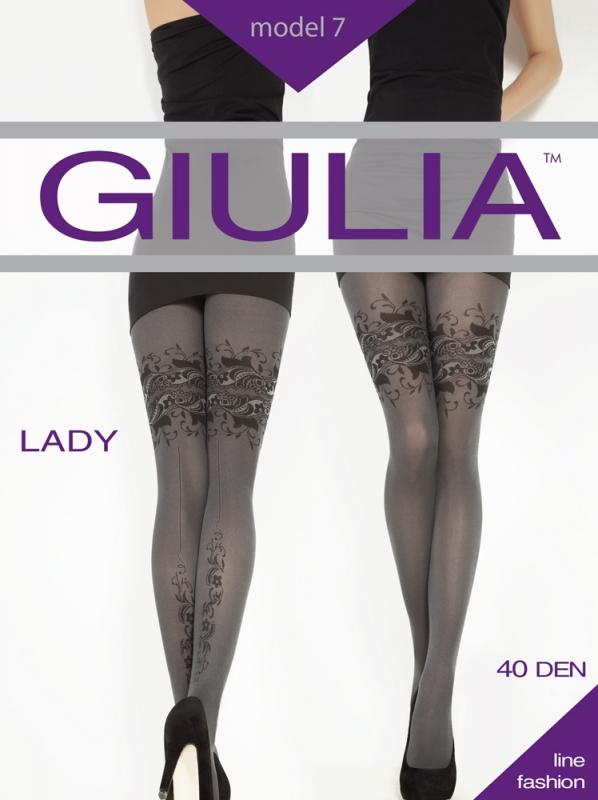 Колготки Giulia Lady 7