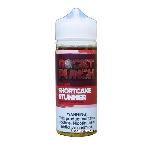 Жидкость Rockt Punch 120 мл Shortcake Stunner