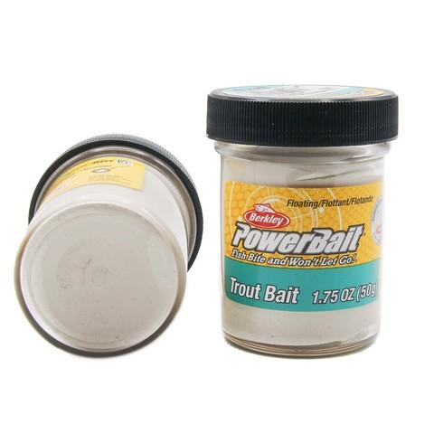 Форелевая паста Berkley - BTBMW2 (1004778) биоразлагаемая цвет белый зефир