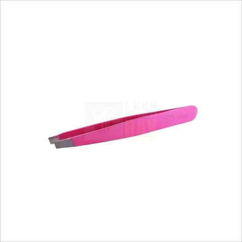 Flario - Пинцет для бровей розовый