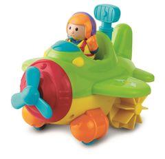 Hap-p-kid Заводная игрушка для ванны Гидроплан