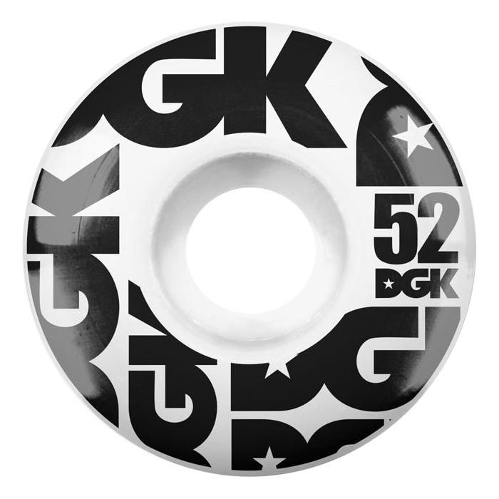 Колёса для скейтборда DGK Street Formula 101A