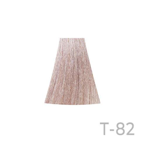 Перманентный тонер для осветленных волос