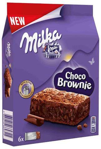 Milka Choco brownie 150 гр