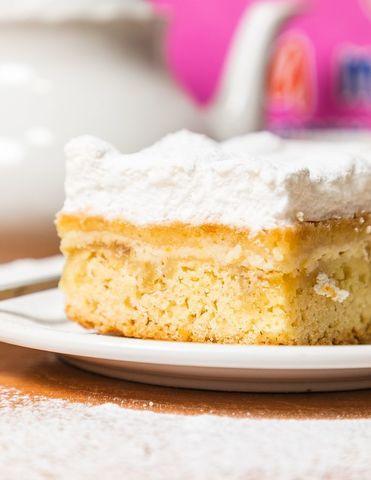 Пирожное Творожно-яблочное