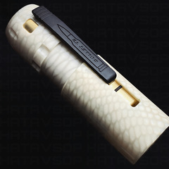 The Bullet Mech Mod V2 Full Juma White
