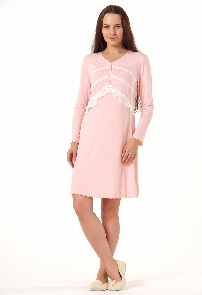 Домашнее платье-сорочка Bacirubati