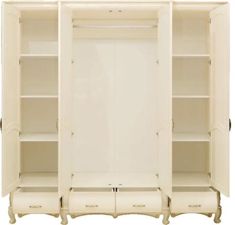Шкаф 4 дв.