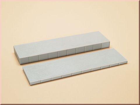 Платформы - 15мм + 6 мм, (H0)