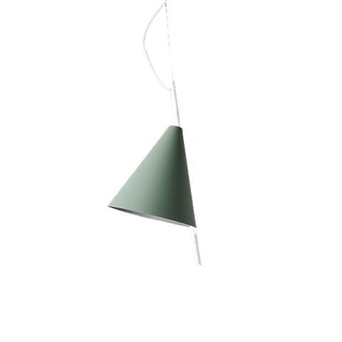 Подвесной светильник копия Cone by Almerich D22 (зеленый)