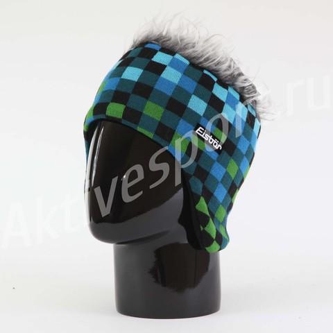 Картинка шапка с ушами Eisbar pixel cocker 009 - 1