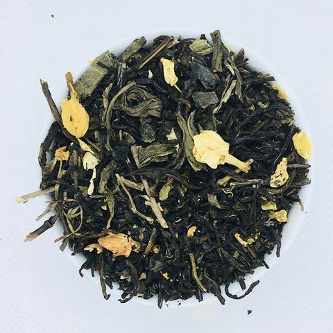Моли Хуа Ча, 2020 год, Чай С Жасмином (зеленый)