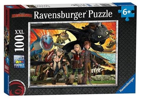 Puzzle Dragons-Dragon Friends 100 pcs