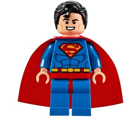 LEGO Juniors: Бэтмен и Супермен против Лекса Лютора 10724 — Batman & Superman vs. Lex Luthor — Лего Джуниорс Подростки