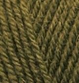 Пряжа Alize Alpaca Royal черепаха 233