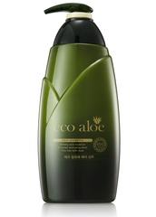 Шампунь для волос с экстрактом алоэ вера Rosse Eco Aloe