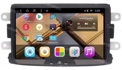 Магнитола для Renault/Lada/Nissan Android 9.0 2/32GB модель CB3068T8
