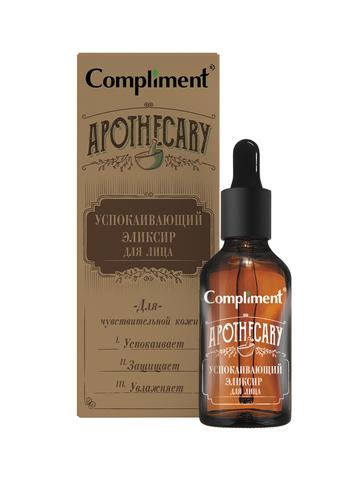 Compliment Apothecary Успокаивающий эликсир для лица