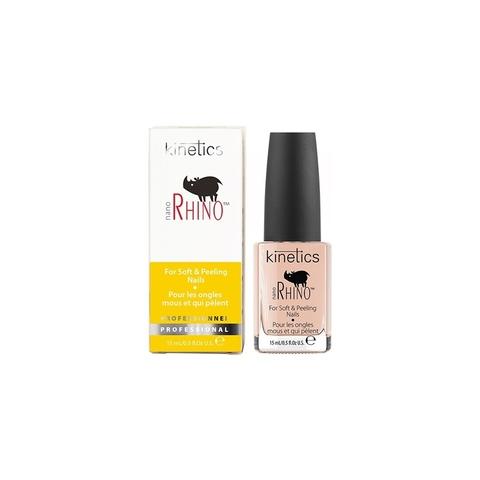 Укрепитель для слоящихся и мягких ногтей Nano Rhino