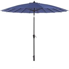 Зонт наклонный на центральной опоре Atlantic