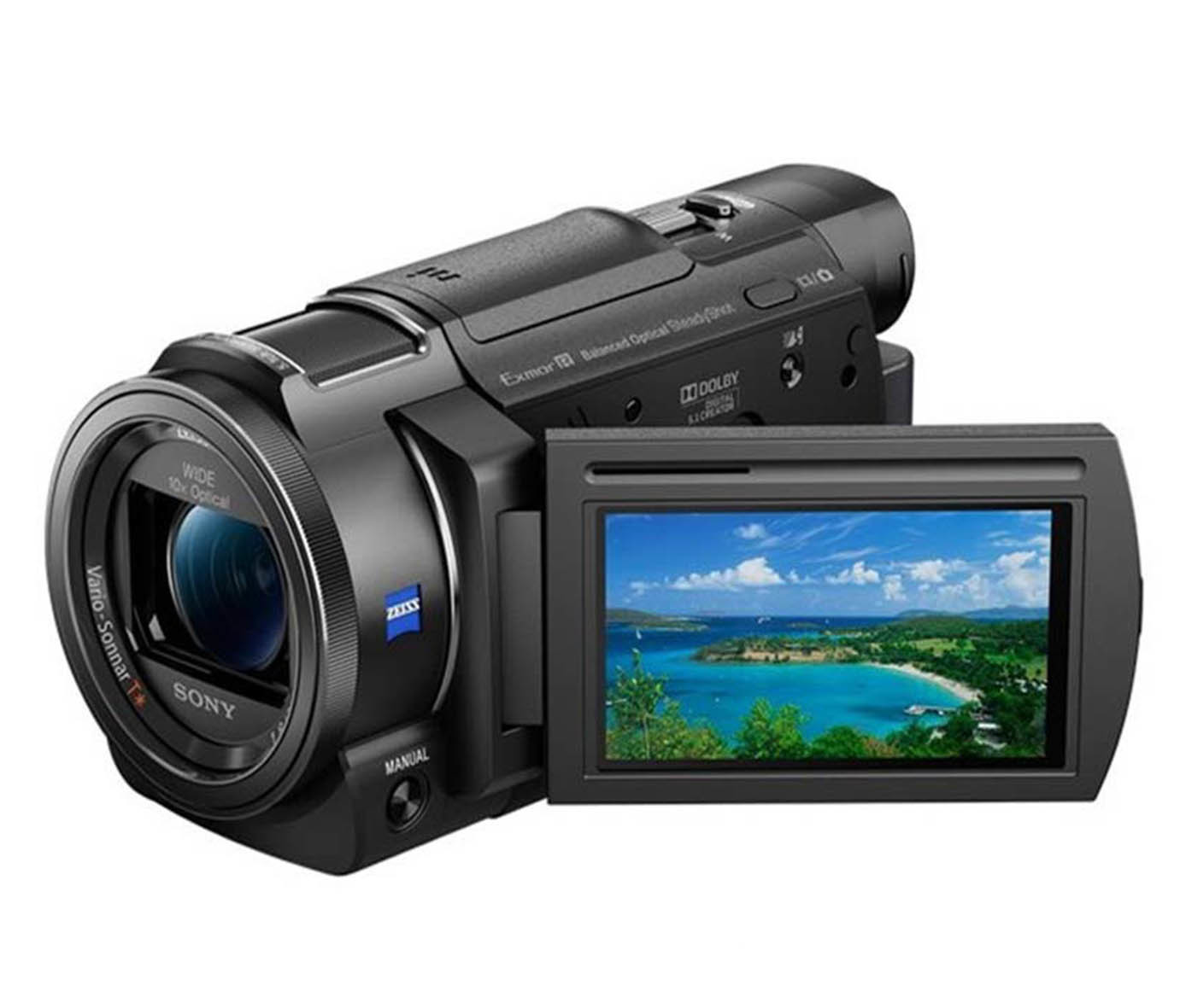 FDR-AX33B видеокамера Sony Handycam в Sony Centre Воронеж