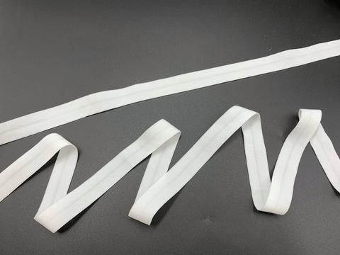 Бейка отделочная белая 15 мм
