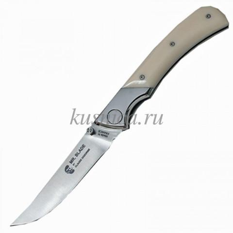 Складной нож Mr. Blade White Gentlemen