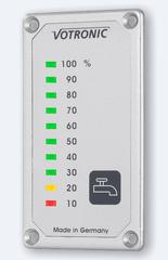 Панель индикации уровня чистой воды Votronic