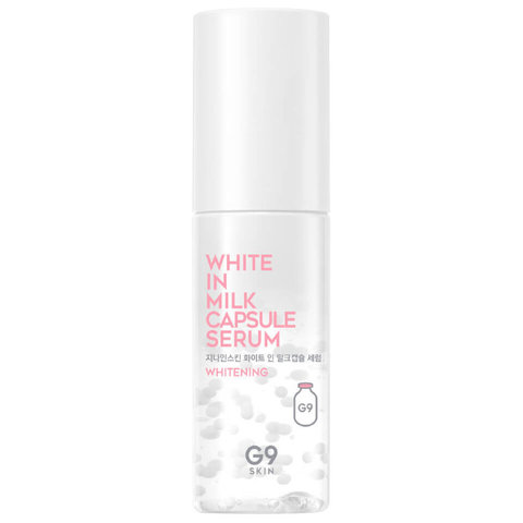 G9SKIN White In Milk Serum Сыворотка с молочными протеинами 50мл