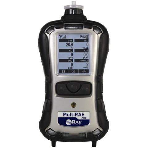 Газоанализатор MultiRAE Pro