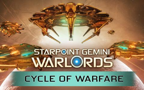 Starpoint Gemini Warlords - Cycle of Warfare (для ПК, цифровой ключ)