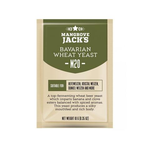 Дрожжи Bavarian Wheat Yeast M20, 10 гр