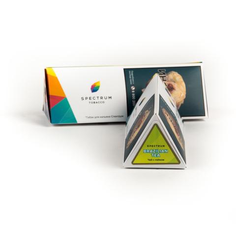 Табак Spectrum Brazillian tea (Чай с лимоном) 100 г