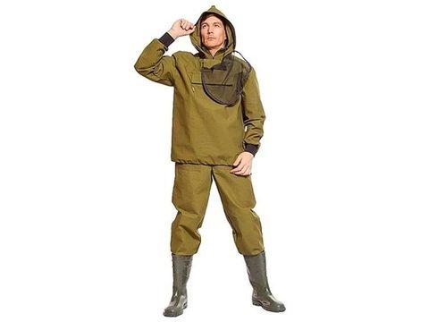 Костюм Антигнус с ловушками куртка,брюки