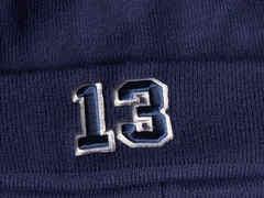 Шапка №13 синяя