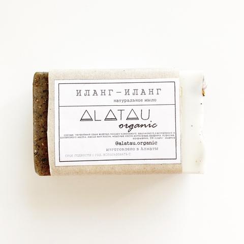Мыло Иланг-иланг (Alatau Organic)