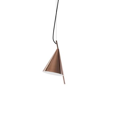 Подвесной светильник копия Cone by Almerich D16 (бронзовый)