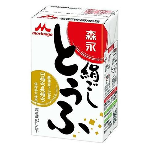 Тофу 290г Шелковый, Morinaga, 290г (1/12) Япония