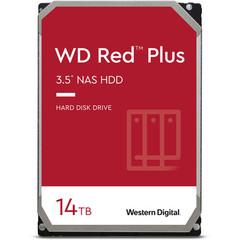 Диск Western Digital 14TB Red Plus 7200 rpm SATA III 3.5