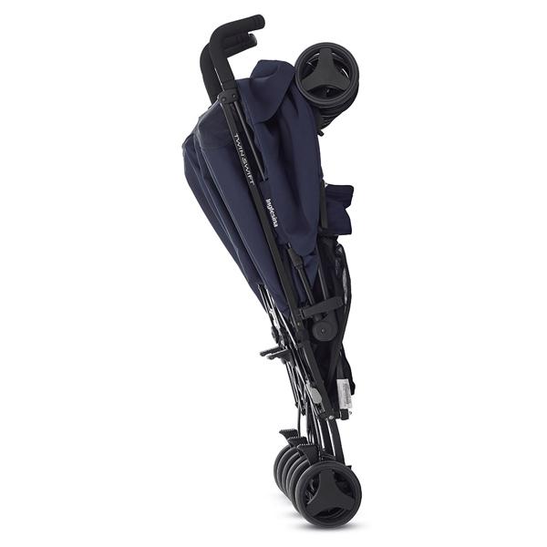 Прогулочная коляска для двойни Twin Swft (цвет Marina)