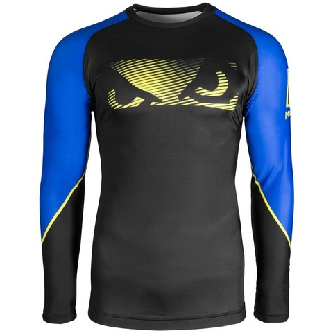 Рашгард Bad Boy Mauler Rash Guard - Black&