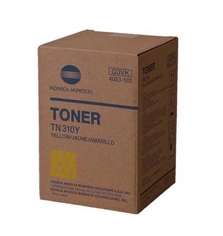 Тонер-картридж Konica Minolta TN-310Y желтый