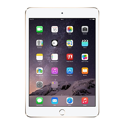 iPad mini 3 Wi-Fi 64Gb Gold - Золотой