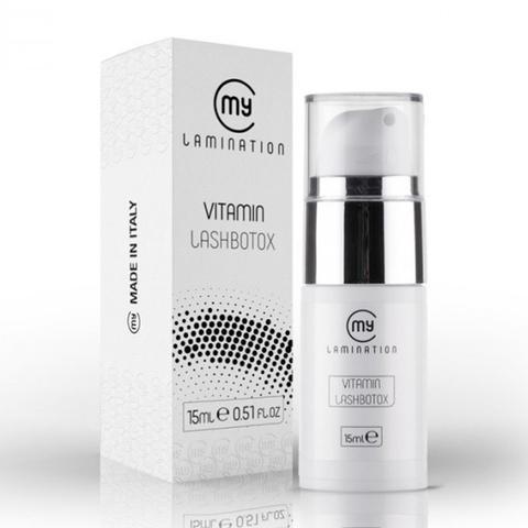 My Lamination - Vitamin Lash Botox, 15ml (Витаминное восстановление для ресниц)