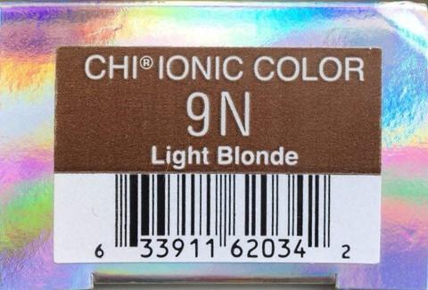 Крем-краска CHI Ионик 9 N 85 гр