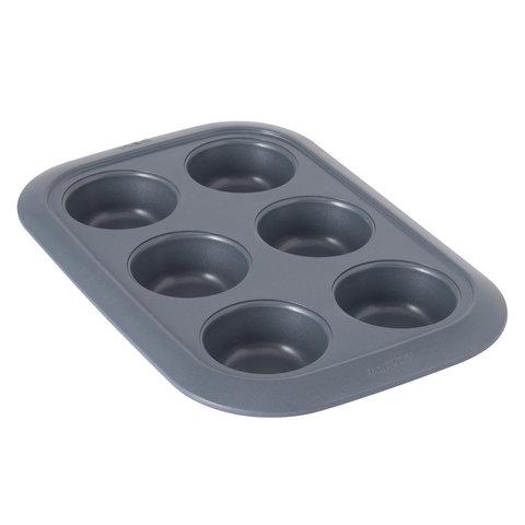 Форма для выпечки 6 кексов Gem